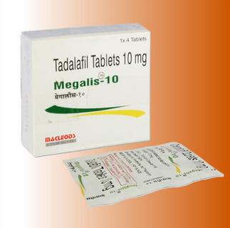 Megalis 10 Mg